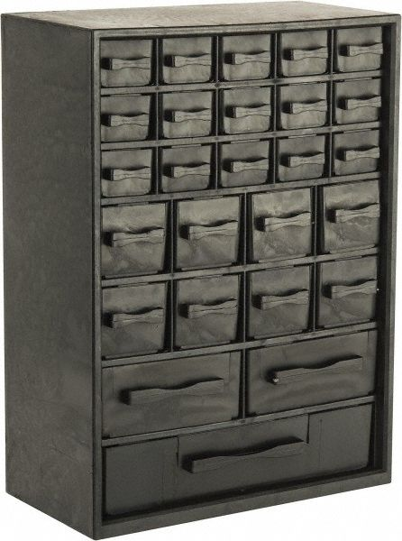 Delightful Little Bit Larger Small Parts Cabinet 12 Inches Wide X 16 1/2 Inches