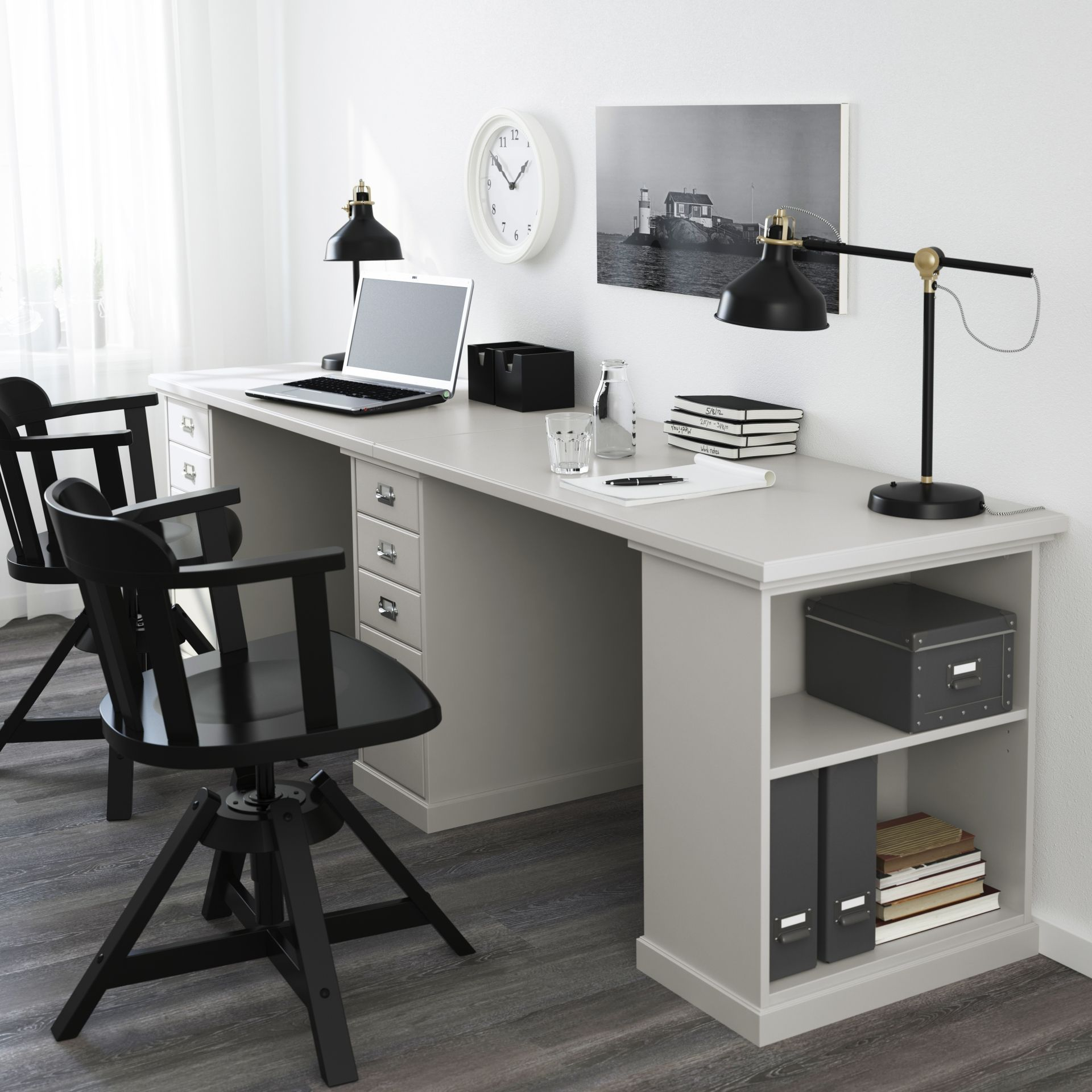 Image Result For Klimpen Desk Hack Home Office Furniture Cheap Office Furniture Home Office Space