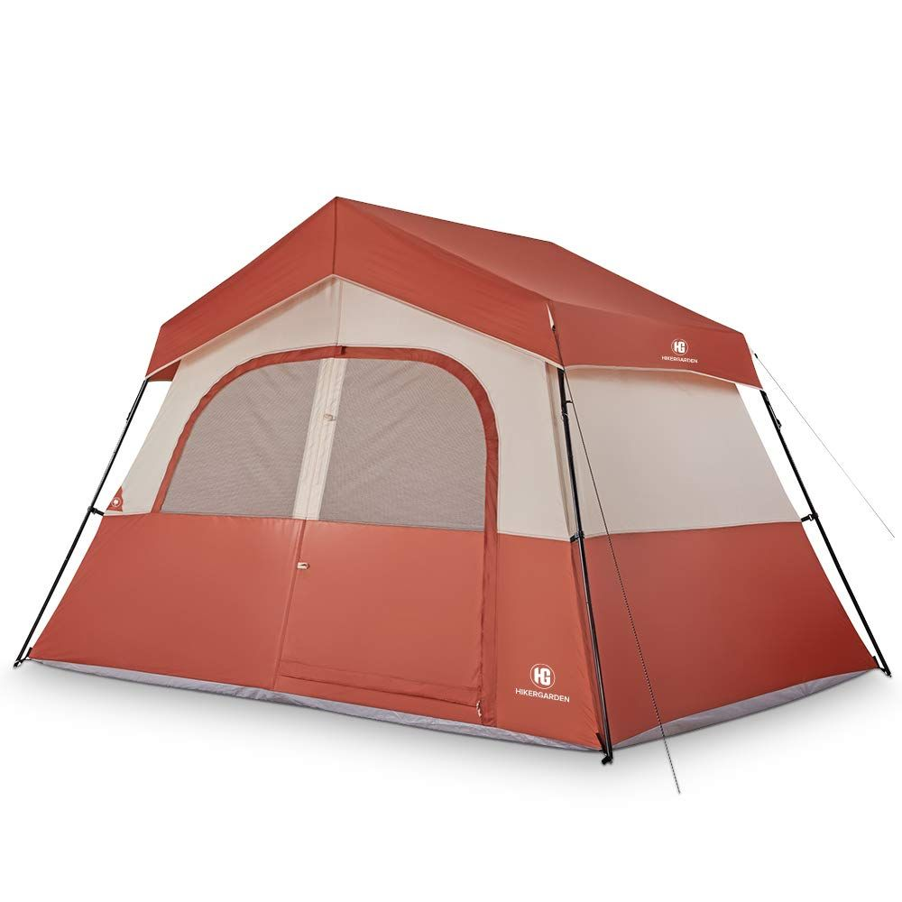 Tomount 5 Person Tent Easy Quick Setup Camping Tent Professional Waterproof Windproof Fabric Waterproof Tent Camping Canopy Tent