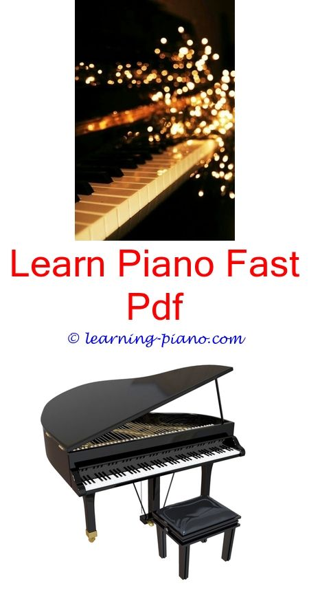 How To Learn Piano Book Pianos And Learning