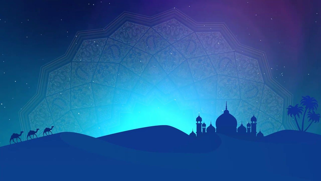 Video Background Islami + Music9 Free Download   Video ...