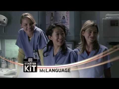 Grey's Anatomy - Starter Kit