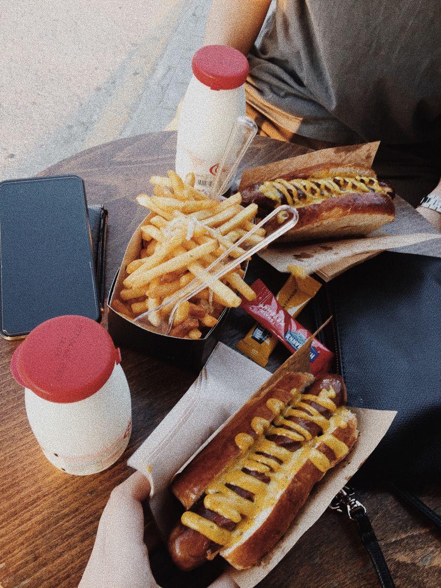 #hotdogs #brother #happy #happyday #good