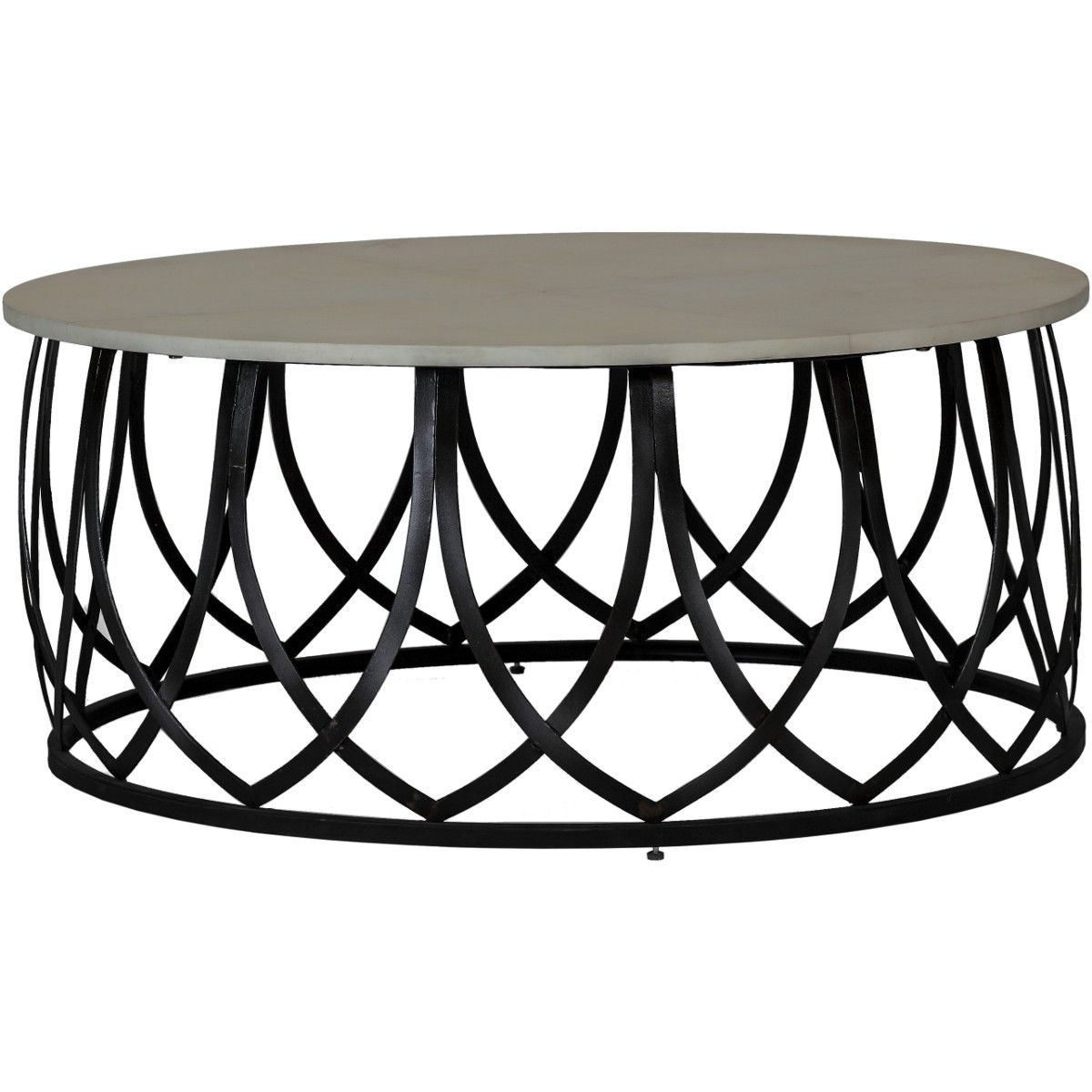 We Created Our Tulip Coffee Table As A Statement Piece For Any
