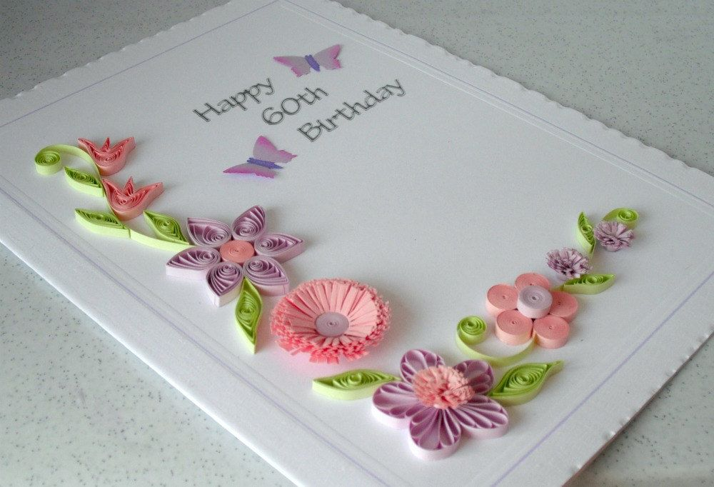 Quilling patterns to print paper designs for birthday cards tarjeta de cumpleanos mama also rh co pinterest