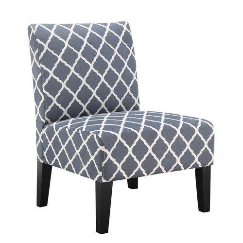 Best Found It At Wayfair Quatrefoil Side Chair Accent Chairs 400 x 300