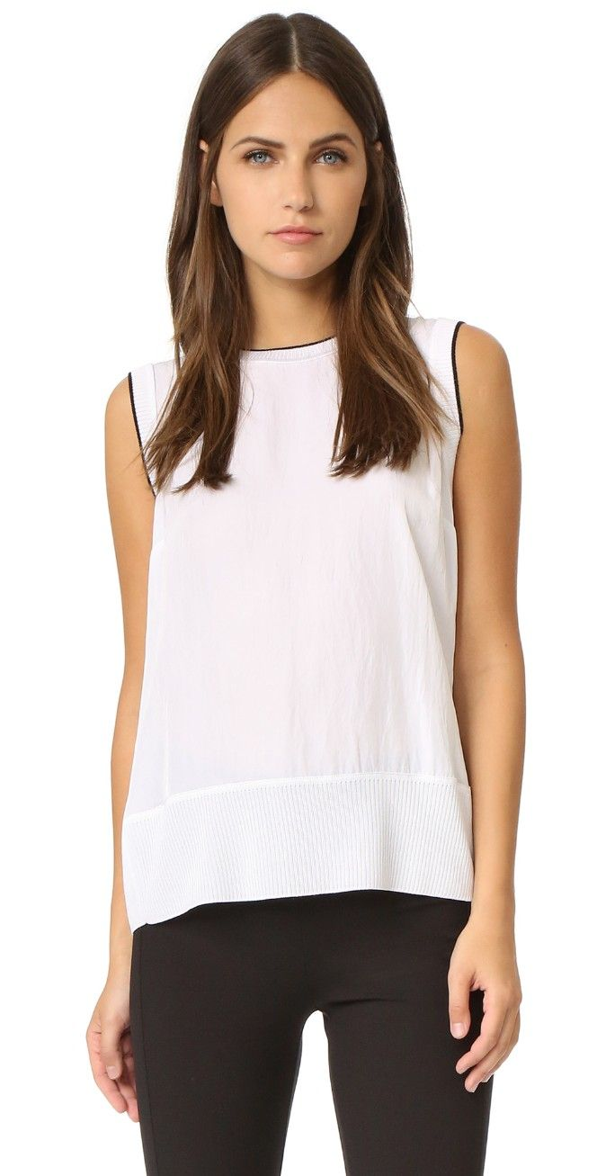 Rag & Bone Abby Tank | SHOPBOP