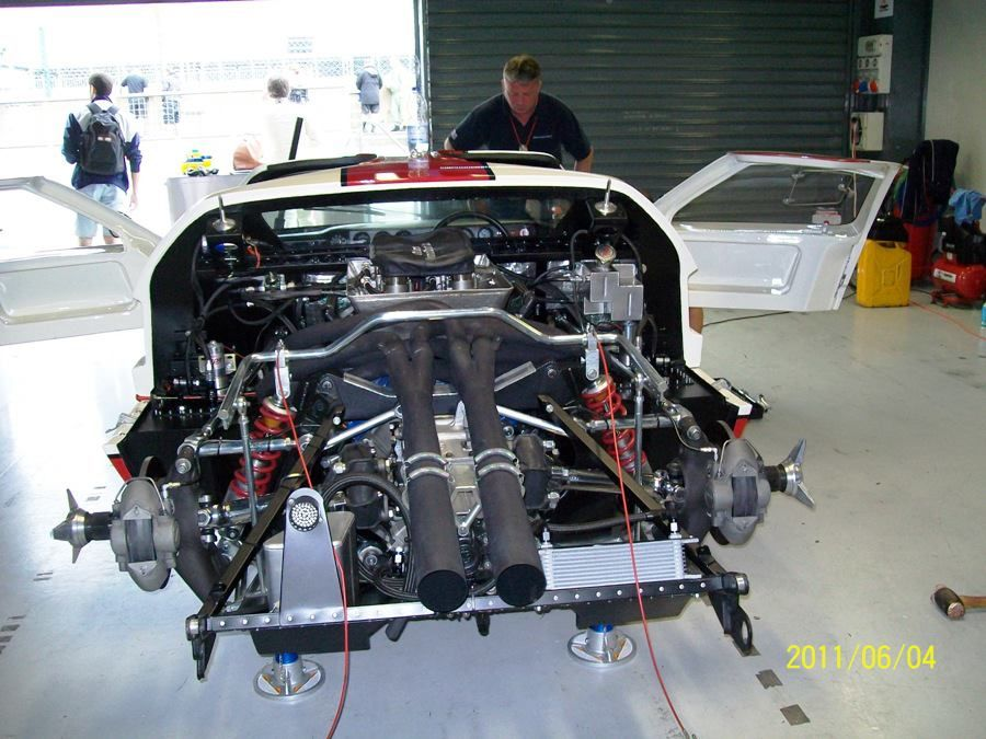 Ford Gt40 Engine Ford Gt40 Ford Racing Gt40