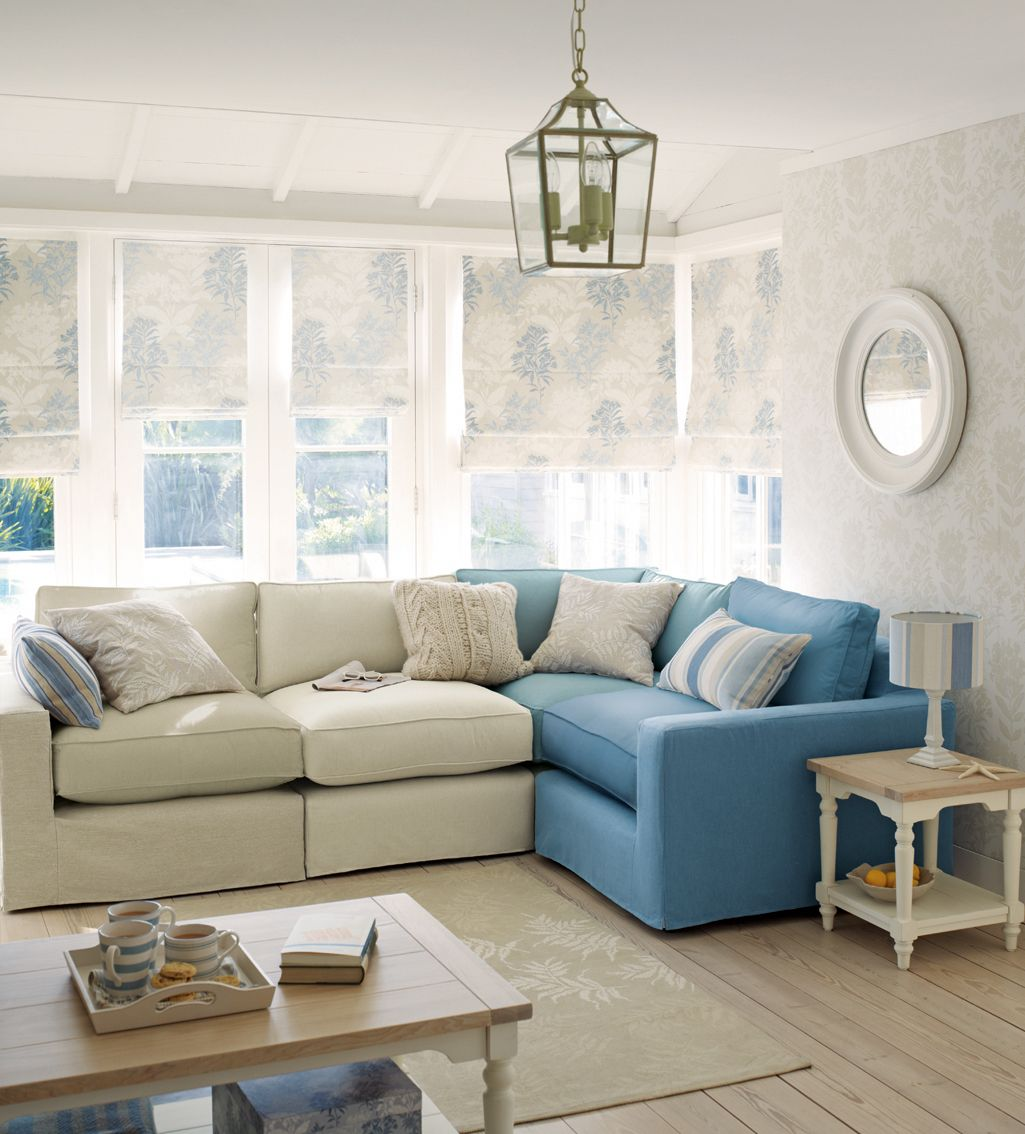 Laura Ashley Coastal Collection | Beach Cottages/Cottages - Interior ...