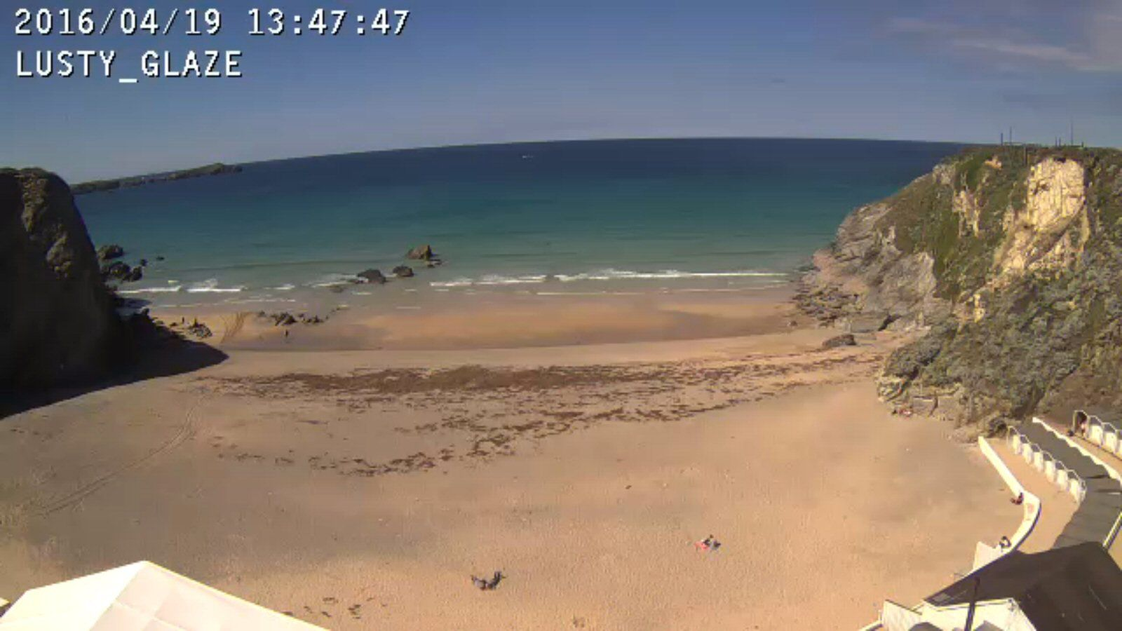 Live webcam in cornwall