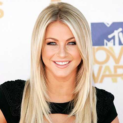Hairstyles For Straightened Hair : 20 latest haircuts straight hair long hairstyles 2015 &