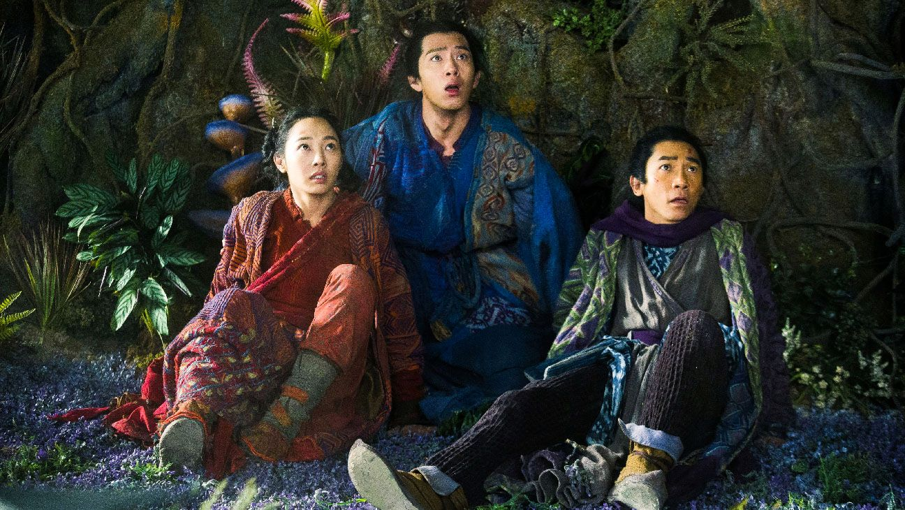 China box office monster hunt 2 opens to record 85m in