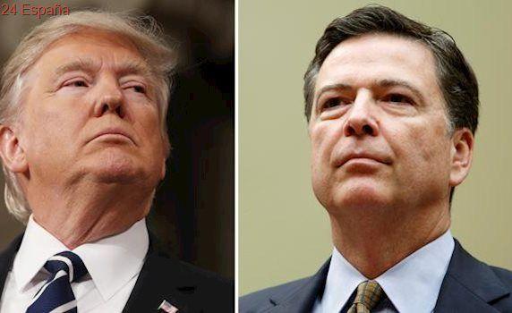 Trump pidió a Comey que archivase la investigación sobre Michael Flynn, según el New York Times