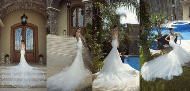Vestidos de novia galia lahav 2016