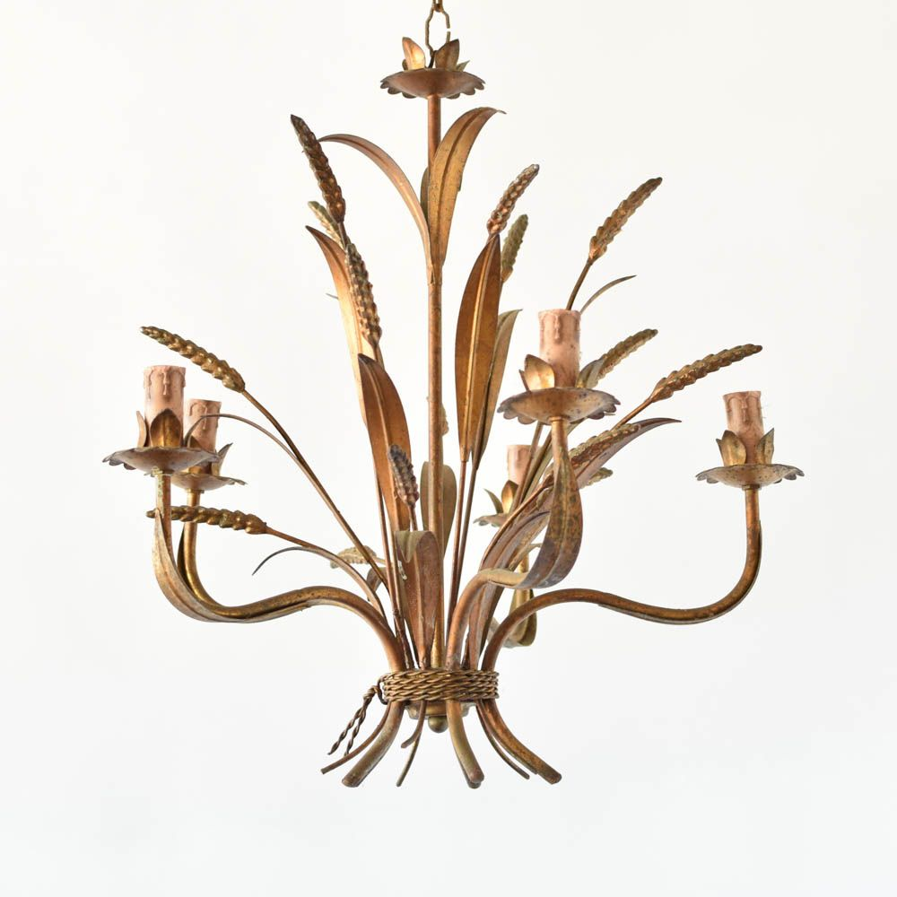 Wheat Sheaf Chandelier With Images Big Chandelier Chandelier Wheat Sheaf