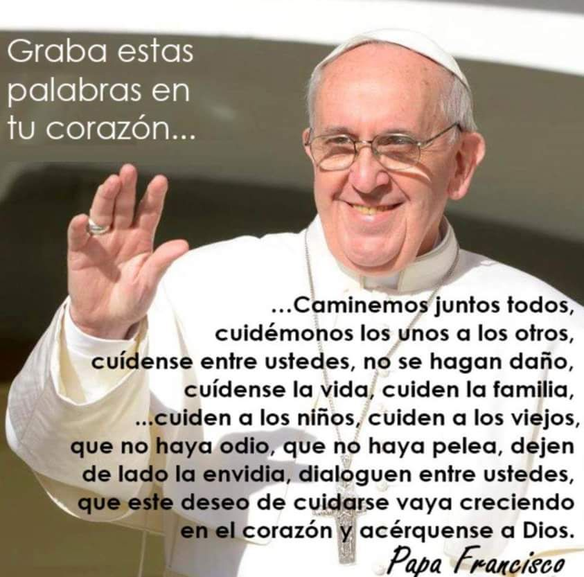 Pin En Papa Francisco Frases