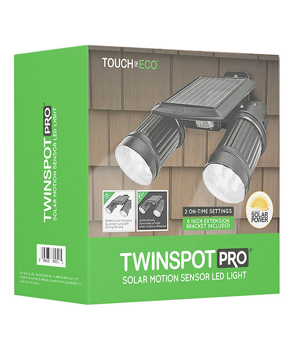 Look What I Found On Zulily Black Twinspot Pro Motion Sensor