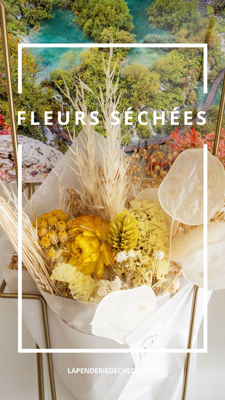 Décoration fleurs séchées – Blog lifestyle