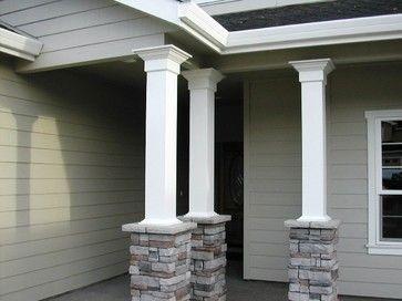 Porch Columns Design Ideas Pictures