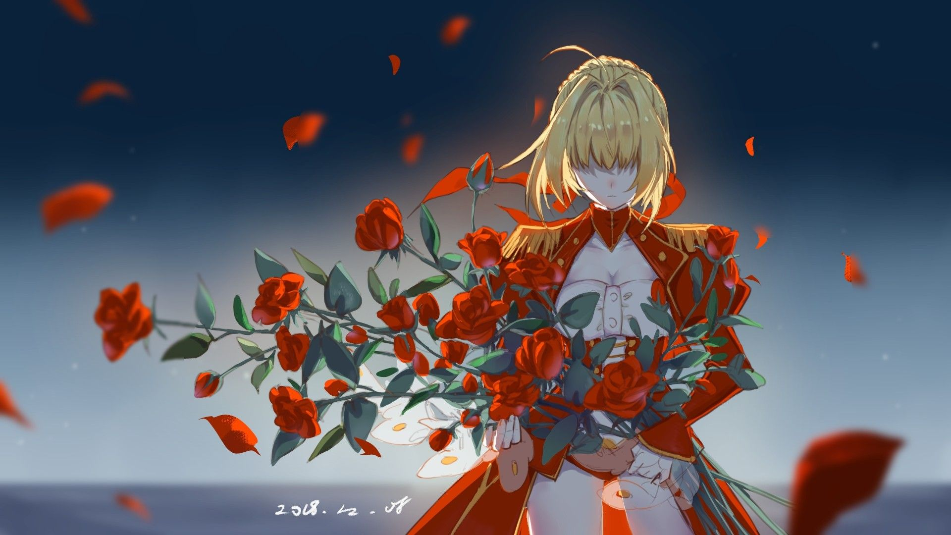 Pin de Zelan em Fate/Series Nero Claudius (Saber