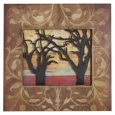 Sunset Branches Wall Decor- Inspiration- for mark