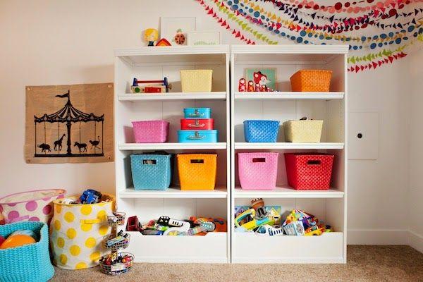 Cómo montar un cuarto de juegos para niños | Juegos para niños ...