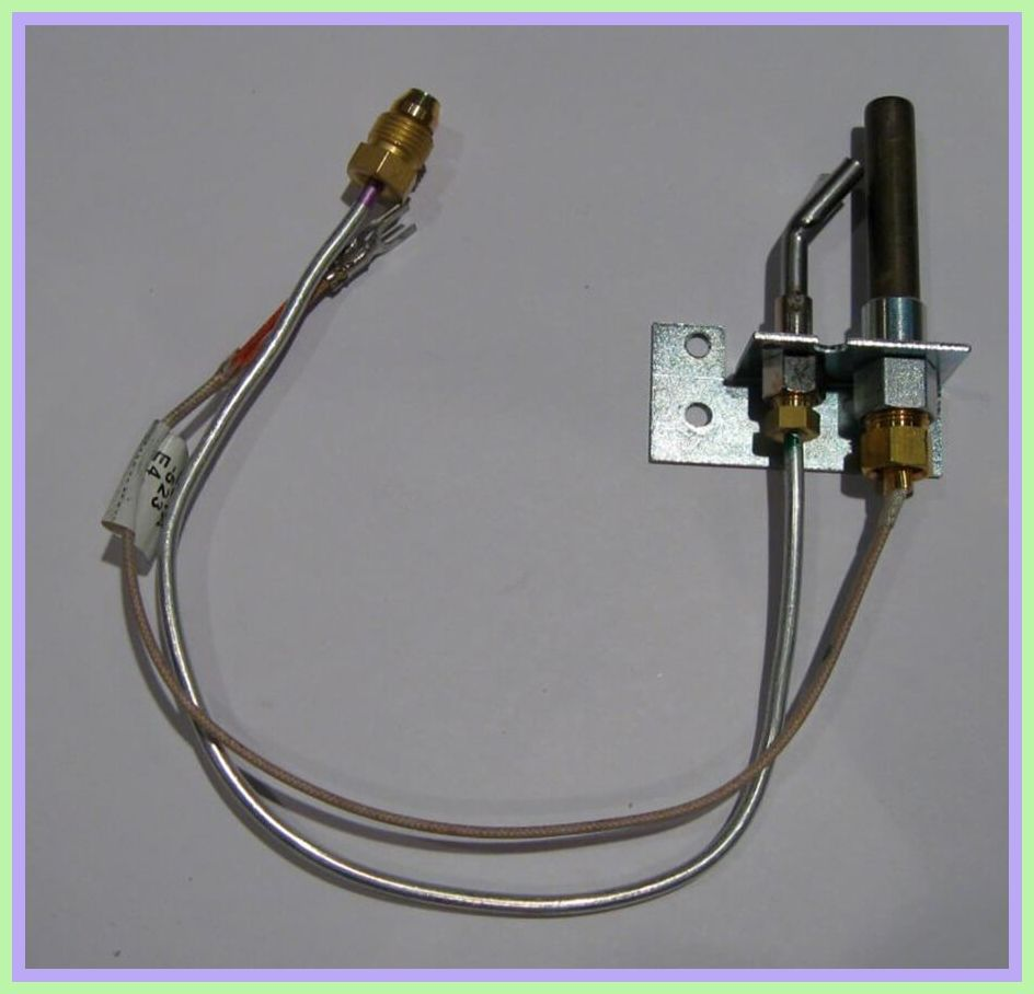 60 Reference Of Pilot Light Thermocouple Replacement Home Depot Gas Fireplace Cool House Designs
