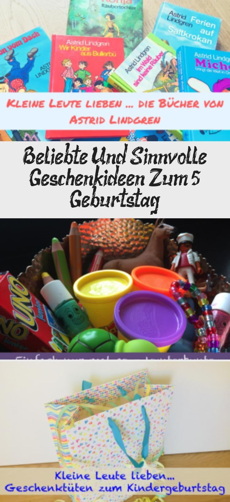 Beliebte Und Sinnvolle Geschenkideen Zum 5 Geburtstag Gifts