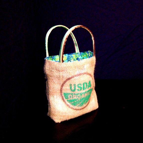 bags from burlap