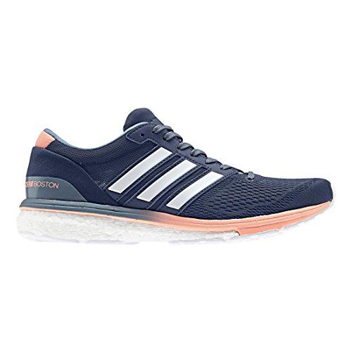 Adidas Performance Mujer Adizero/ Noble Boston 6 w, Noble Indigo Blanco/ Blanco 924d3a7 - temperaturamning.website