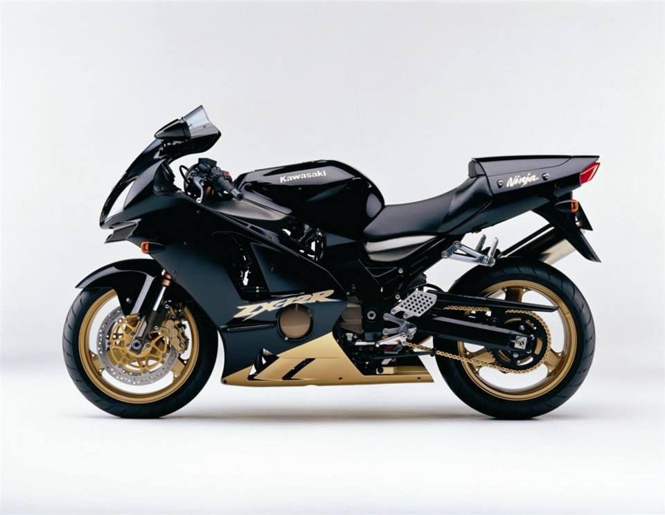 2003 Kawasaki ZX-12R Ninja - Moto.ZombDrive.COM