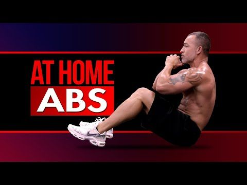 6 pack abs workout for men at home without equipment