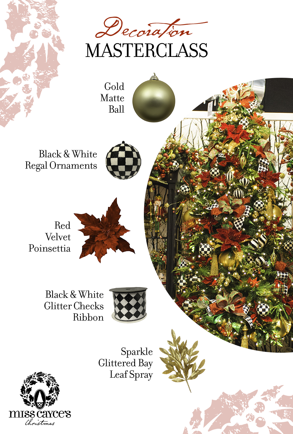 Miss Cayce S Christmas Online For High Quality Trees Decorations Ornaments Wreaths And Home Décor