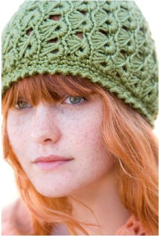 Broomstick Lace Hat Pattern By Margaret Hubert As Seen In Lacework