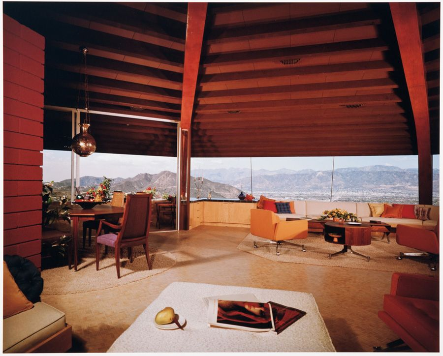 Case Study House 22 Pierre Koenig Los Angeles 1959 60