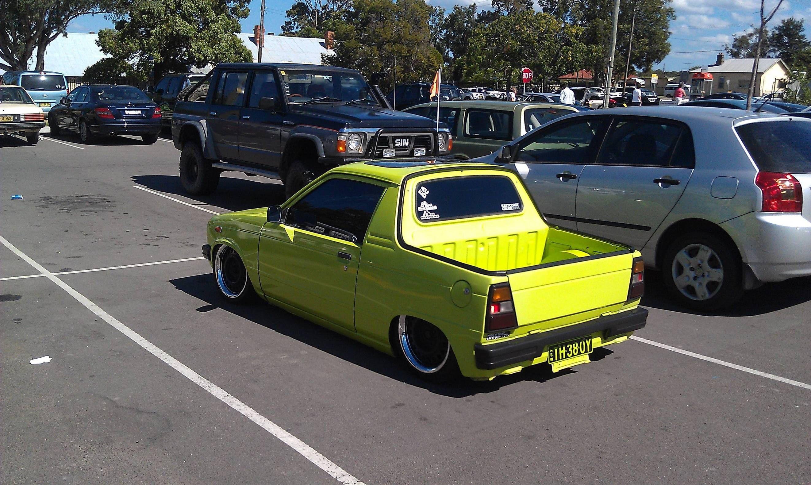 One Of A Kind Neon Colored Car Car Jokes Japanese Cars Car