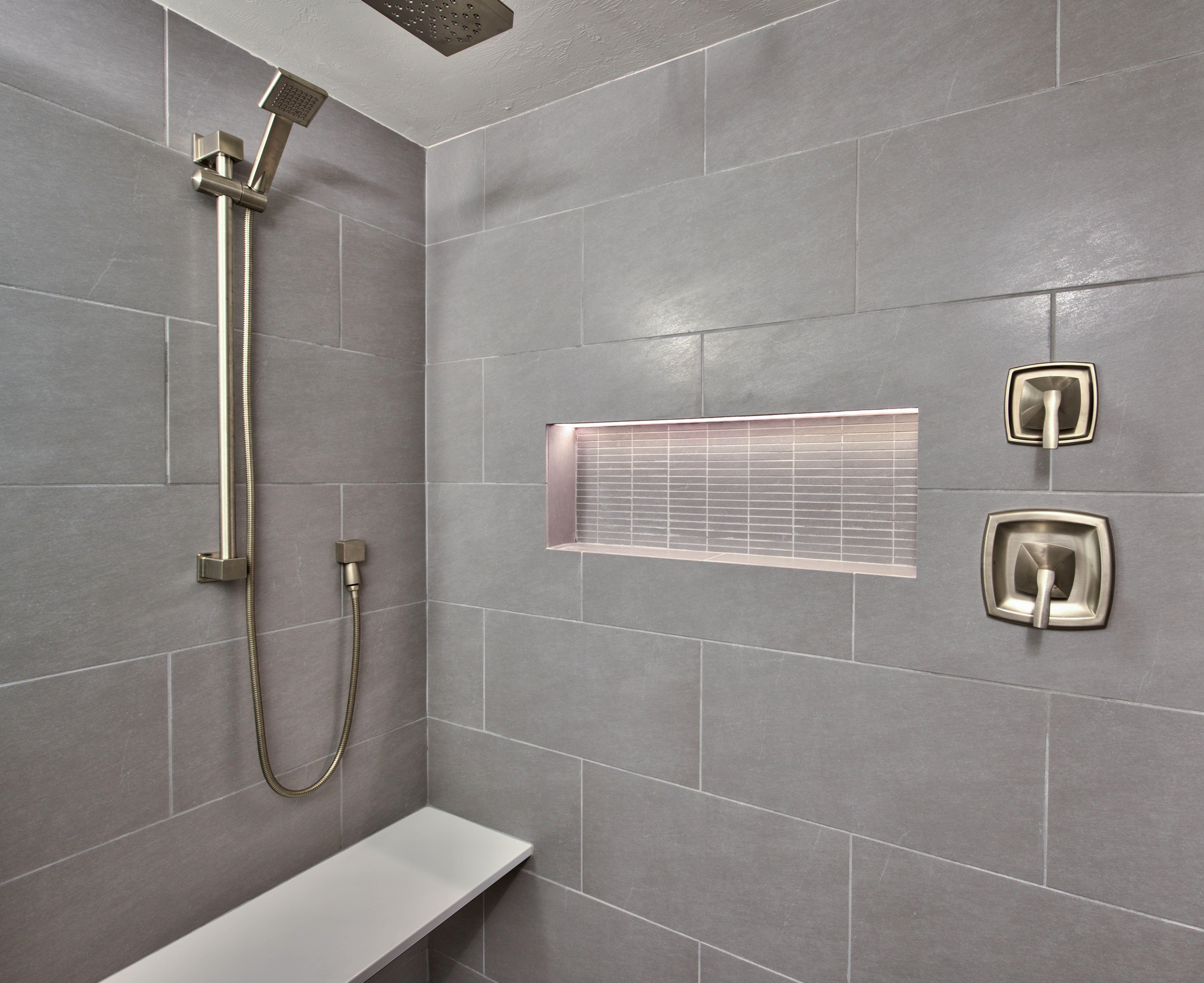 Naples Remodeling Specialists Built In Shower Shelf Shower Remodel Shower Shelves [ 4602 x 5637 Pixel ]