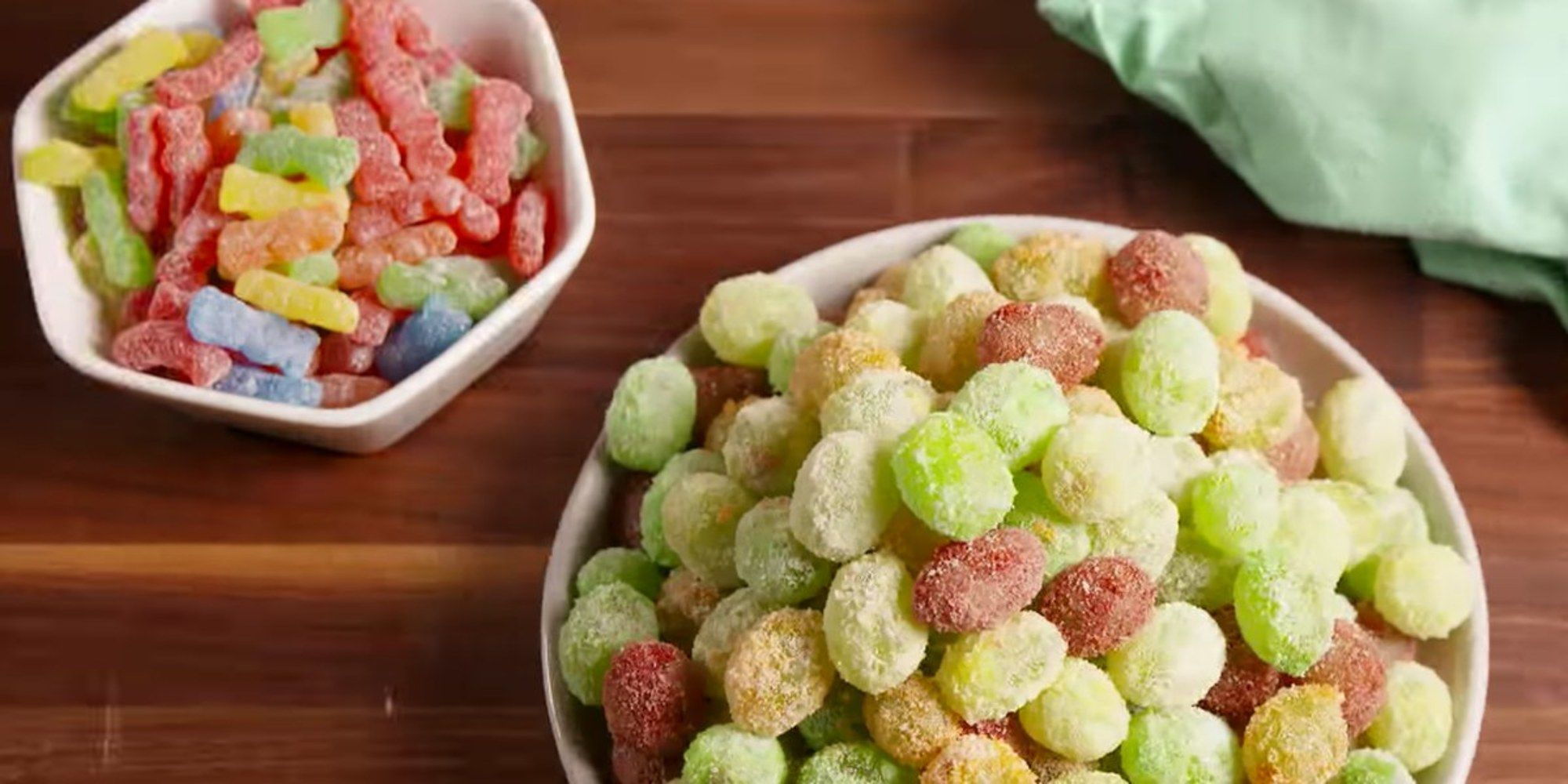 How To Make Sour Patch Grapes Sour patch grapes, Grapes