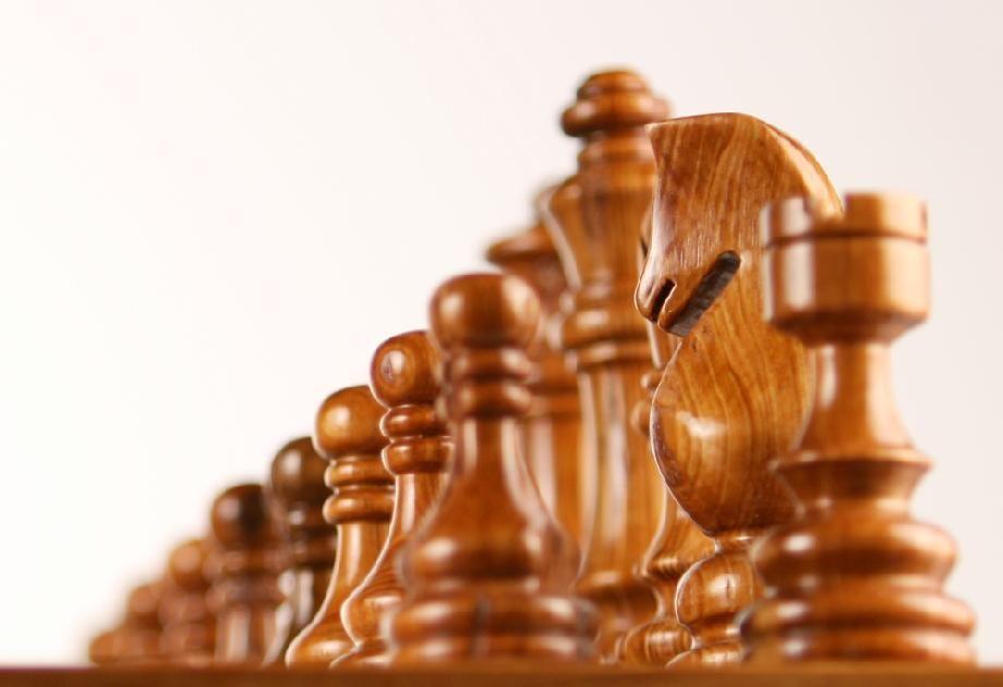 Ranking Pawns of the Senator Chess Set