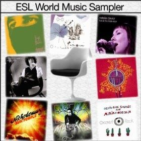 ESL World Music Sampler: Various Artists: MP3 Downloads amazon-mp3-7