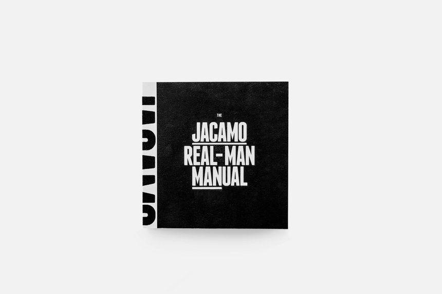 Jacamo Real-Man Manual