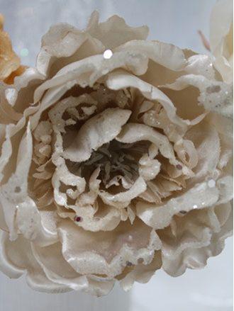 Glitter peony the silk flower company wedding bouquets glitter peony the silk flower company mightylinksfo
