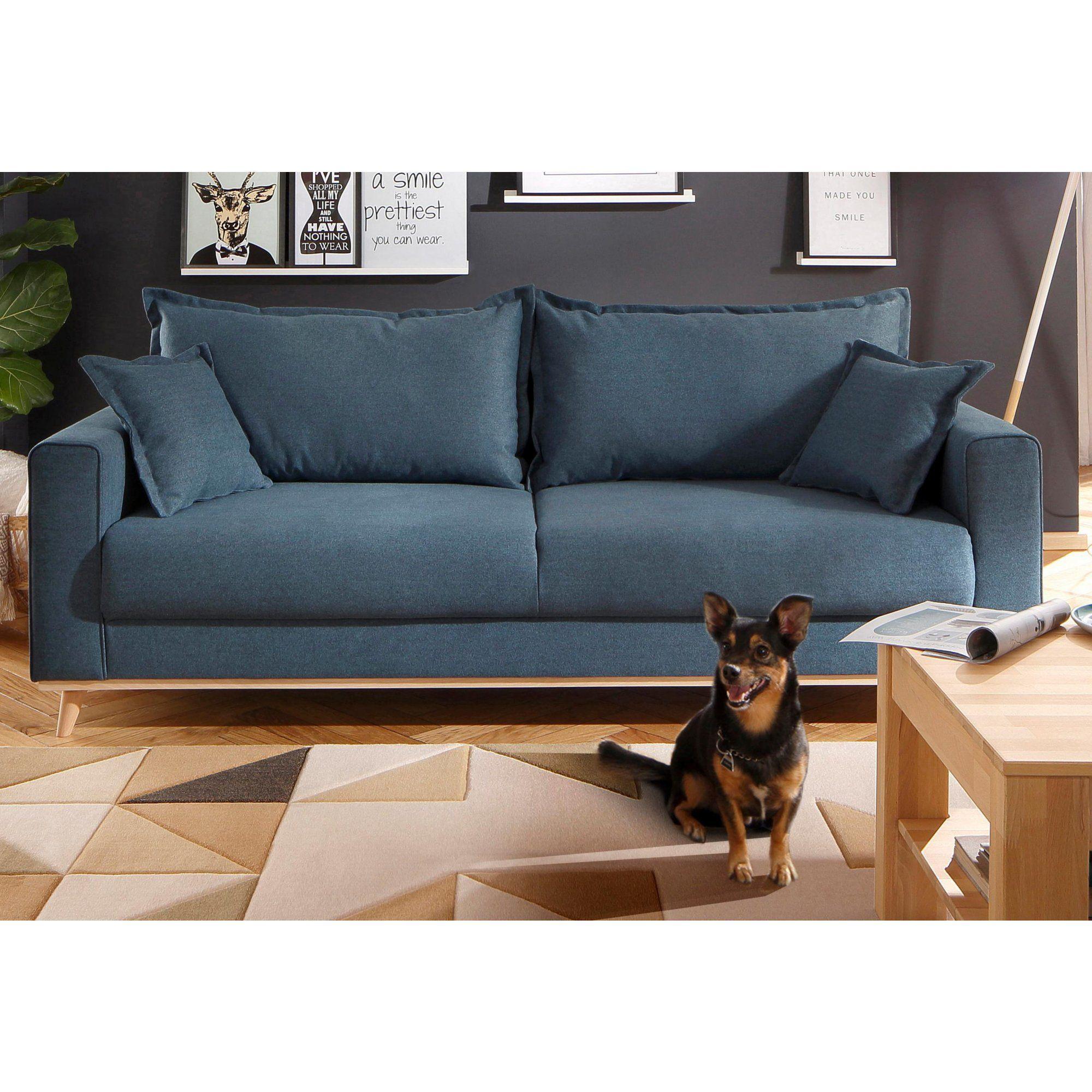 Canapé Places Style Scandinave En Tissu Un Design Scandinave - Canape tres design