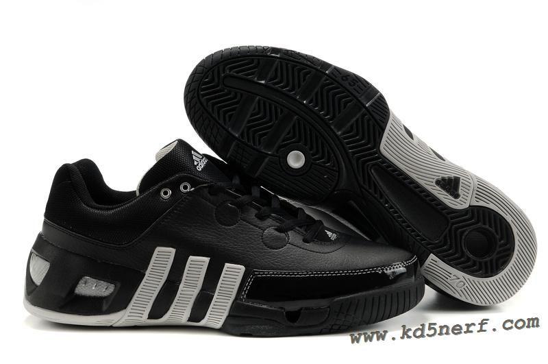 Kevin zwartwit korting lage Basketbal Adidas Garnett schoenen 6 1d6qRwH