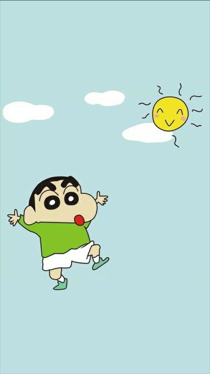 Shin Chan Hd Wallpapers Sinchan Cartoon Cartoon Wallpaper Cartoon Wallpaper Iphone