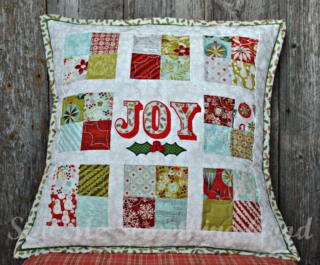 Oh Joy Patchwork Pillow Pattern! & Sew Me Something Good: Howdy! It\u0027s Blogathon Canada Day #3 ... pillowsntoast.com