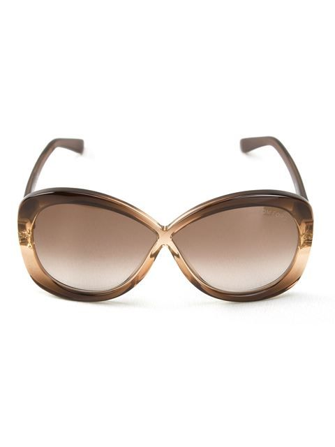 Shop Tom Ford 'Margo' sunglasses in Hu's Wear from the world's best independent boutiques at farfetch.com. Over 1500 brands from 300 boutiques in one website.