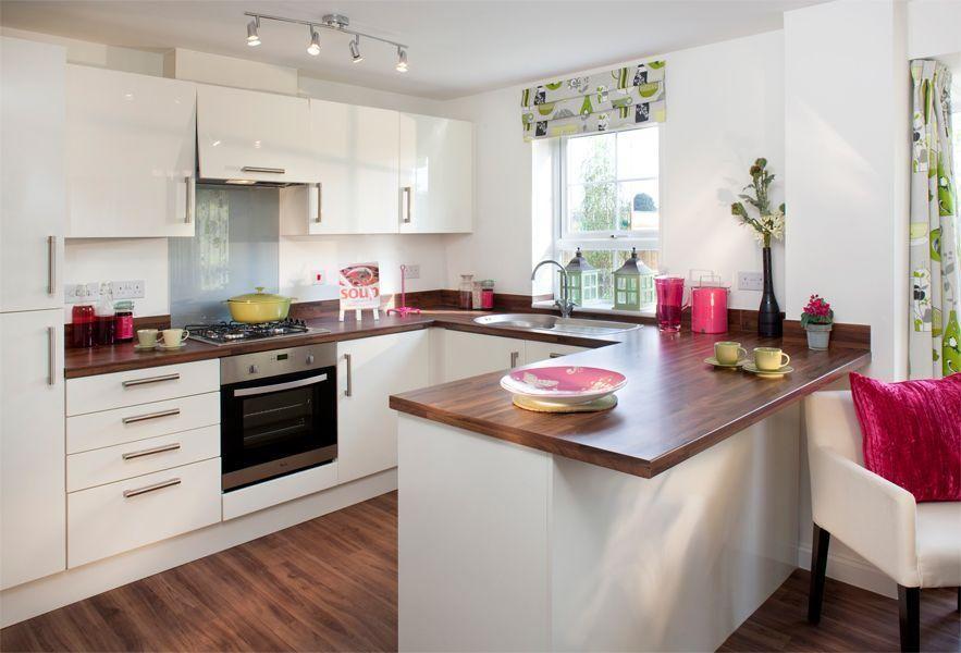 Cambridge Kitchen Barratt Homes 23 Oct 13 | Kitchen in 2018 ...