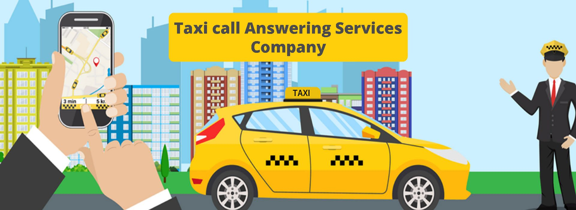 Taxi Call Answering Service In 2020 Taxi Dubai City Guide