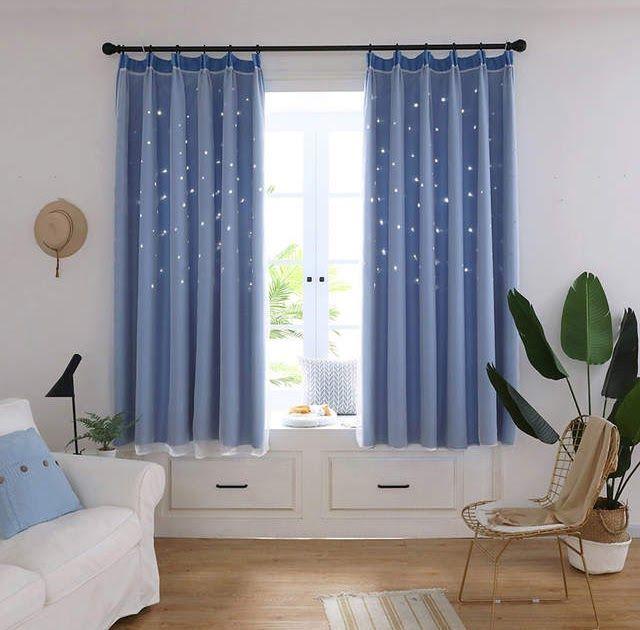 Moderne Vorhange Fur Schlafzimmer In 2020 Modern Curtains Purple Curtains House Interior